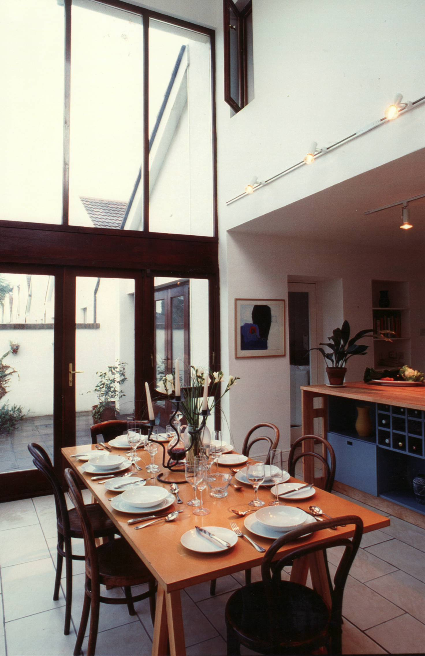 Space Design Ideas House Extension To Front Of Kitchen Dining Area Increasing In By Double Height