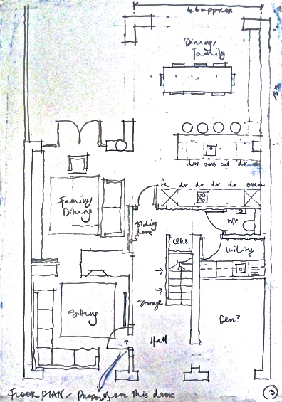 Extension Ideas For Home In Portmarnock From A 2 Hr House